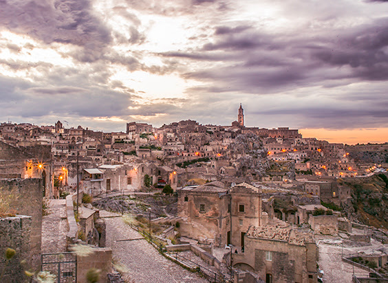 Autumn is definitely the best season to travel and visit Matera
